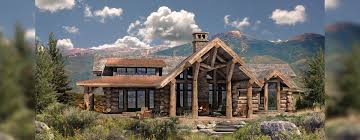 Floor Plans For Log Cabins Timber Frame And Log Home Floor Plans By Precisioncraft