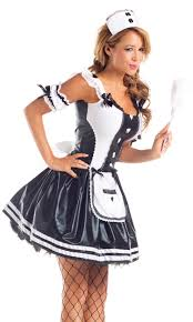 french halloween costumes women u0027s maid costumes forplay