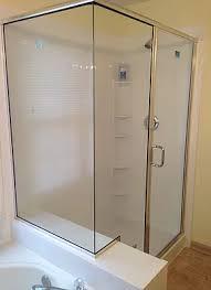 paul u0027s glass custom shower doors