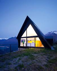 Frame A House by 30 Amazing Tiny A Frame Houses Designrulz