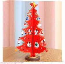 de noël producto misterioso diy wooden tree miniature