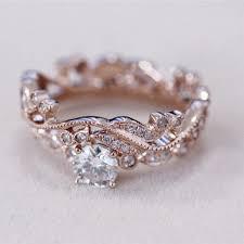 moissanite wedding sets moissanite wedding ring sets popular wedding ring 2017