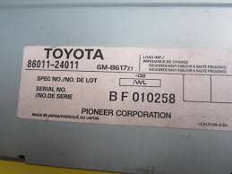 used lexus gx470 parts lexus gs300 rx300 lx470 gx470 navigation drive gps 86841