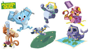 which animal jam animal are you