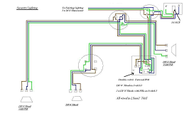 Installing A Motion Sensor To An Existing Light Fixture Diagram Wiring Pir Sensors With Basic Pics Linkinx Andon