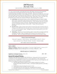 Sales Marketing Resume Format Fascinating Cio Resume Template Cv Cover Letter Ceo Word 6 S Zuffli