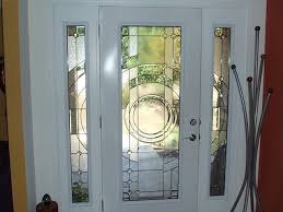 Exterior Doors Cincinnati Great Mix Of Offset Circles And Different Types Of Glass In This