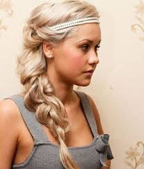 hair with headband 25 best headband hairstyles ideas on headband updo