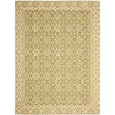 Safavieh Outdoor Rugs Safavieh Medallion Outdoor Rugs Rugs The Home Depot