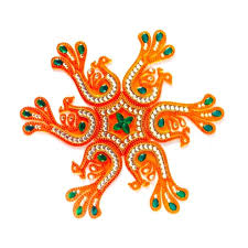rangoli buy rangoli online at best prices in india amazon in
