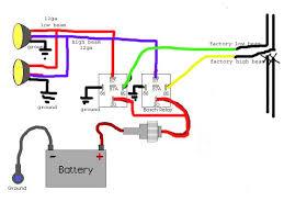 bosch fog light relay wiring diagram bosch wiring diagrams