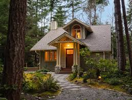 small home or by simply home modern cabin exterior2 via