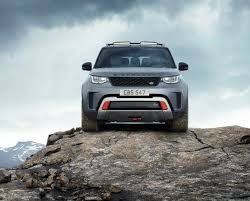 land rover discovery lifted the discovery svx is the extreme land rover we u0027ve been waiting for