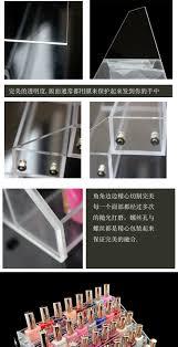 clear acrylic nail polish display stand acrylic display rack