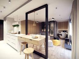 plan cuisine ouverte sur salon cuisine ouverte sur sejour plus salon cuisine 8 d co en propositions
