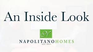 an inside look at napolitano homes floor plans design youtube
