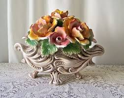 capodimonte roses 341 best capodimonte porcelain images on figurines