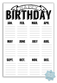 best 25 birthday calendar craft ideas on pinterest birthday