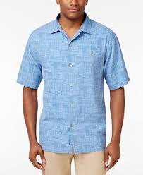 tommy bahama men u0027s silk thatch of the day shirt casual button