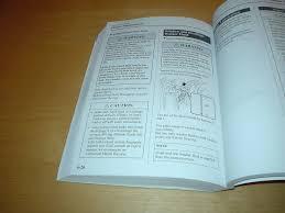 mazda cx 5 cx5 owners manual handbook 2010 2013 skyactiv g