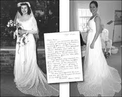 wedding dress restoration anthonys cleaners restoring memories of your wedding dress