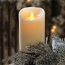 flameless candles flicker like a real wax candle