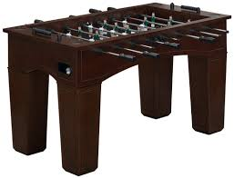 space needed for foosball table american heritage emerson foosball table reviews wayfair