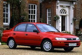 toyota corolla sedan 1993 finland 1993 toyota corolla sovereign best selling cars