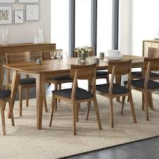 Retro Dining Room Furniture Berkeley Retro Dining Table In Tasmanian Blackwood Table Only