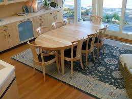 Photo Gallery Northwest Pennsylvania Maple Small Maple Dining Table Shown With Neo Contemporary Chairs