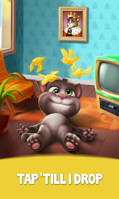 talking android my talking tom android pendidikan
