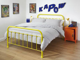 Single Metal Bed Frame Sale Bedroom Iron Bed Black Metal Bed Trundle Bed Frame Bed