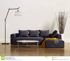 Sofa Pillows Contemporary by Contemporary Elegant Luxury Purple Sofa With Cushions Stock Photo
