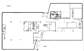 office building floor plan with commercial office building office