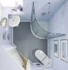 This Is A Nice Configuration For Maximizing Bathroom Space Having - Bathroom design for small house