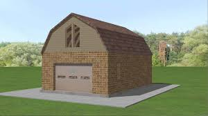 How To Build A Shed Roof House by How To Build A Gambrel Roof 7 Steps With Pictures Wikihow