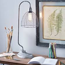 fitzpatrick metal double edison bulb table lamp kirklands