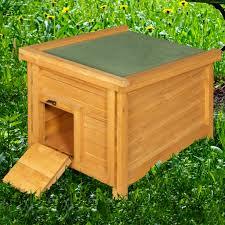 home u0026 roost u2013 6ft chartwell double rabbit hutch u0026 xl rabbit run combo