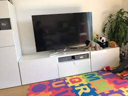 Tv Table Ikea Besta Tv Stand Media Unit Tv Table Tv Bench In Cambridge