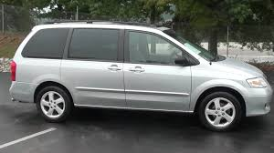 new mazda van for sale 2003 mazda mpv es only 83k miles stk p5811a www