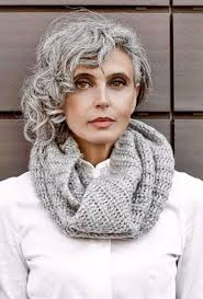 555 best beautiful gray hair images on pinterest silver hair