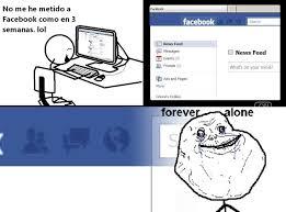 Memes Para Facebook En Espaã Ol - memes y chistes de forever alone imagenes chistosas