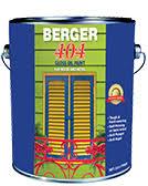 berger 404 gloss oil paint