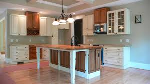 Kitchen Cabinets Tall Glittering Tall Kitchen Island Furniture Aside White Painted Wood