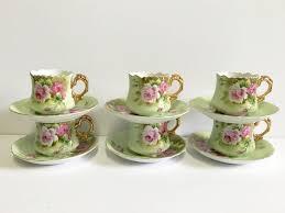 roses tea set vintage 17 porcelain roses tea coffee set at 1stdibs