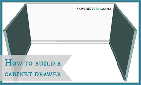 How To Make A Cabinet by How To Build A Cabinet Drawer Sawdust