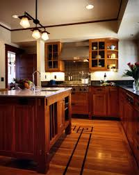 mission style kitchen cabinets elements of craftsman style town country living
