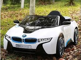 bmw battery car bmw i8 12v ride on battery powered wheels car rc remote white