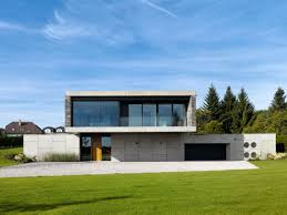 Home Design Exterior And Interior by Modern Architecture House Design In Contemporary Era Concrete Two