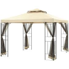 walmart patio gazebo garden stakes walmart home outdoor decoration